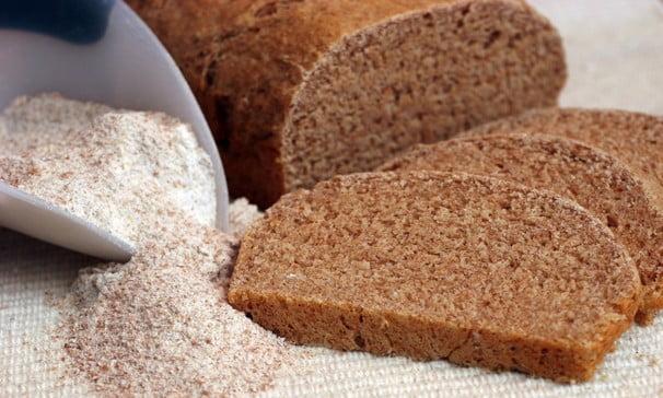 хлеб для очищения