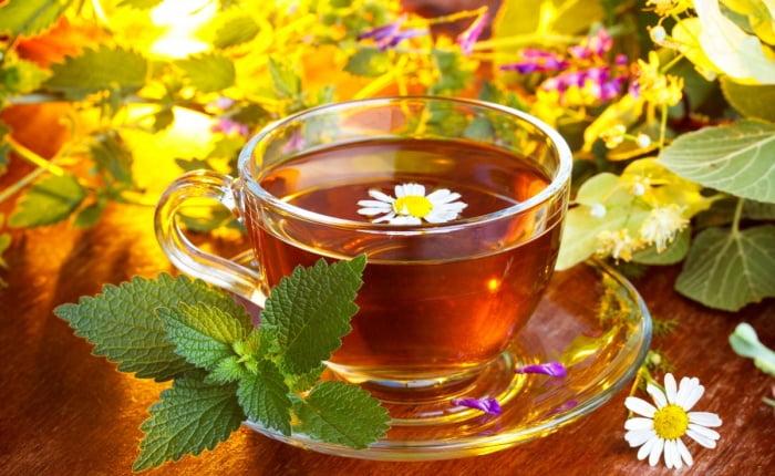 чай для очищения