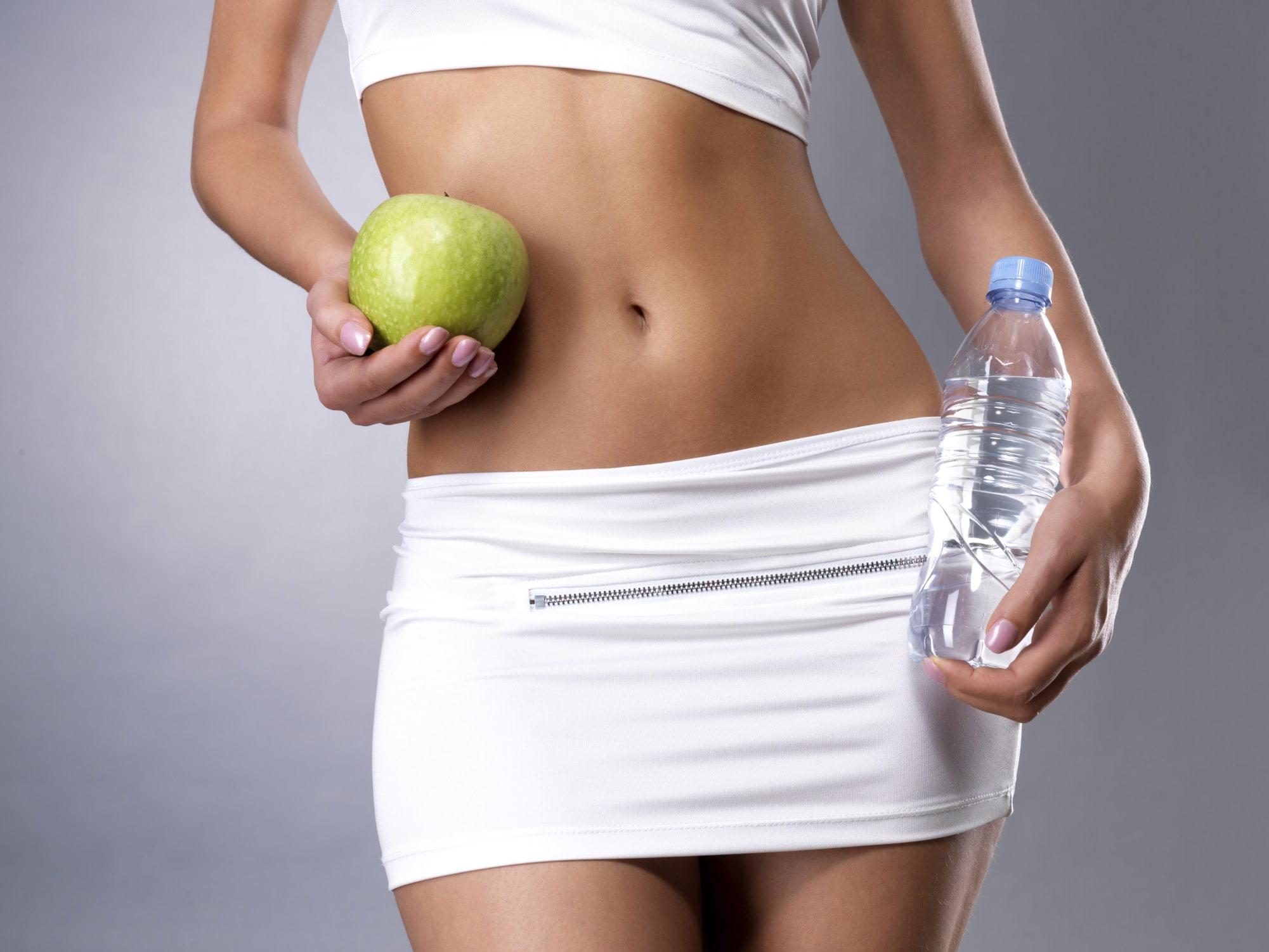 очищение для похудения