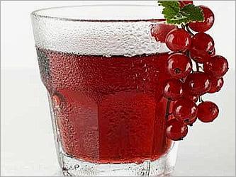 Смородиновый сок
